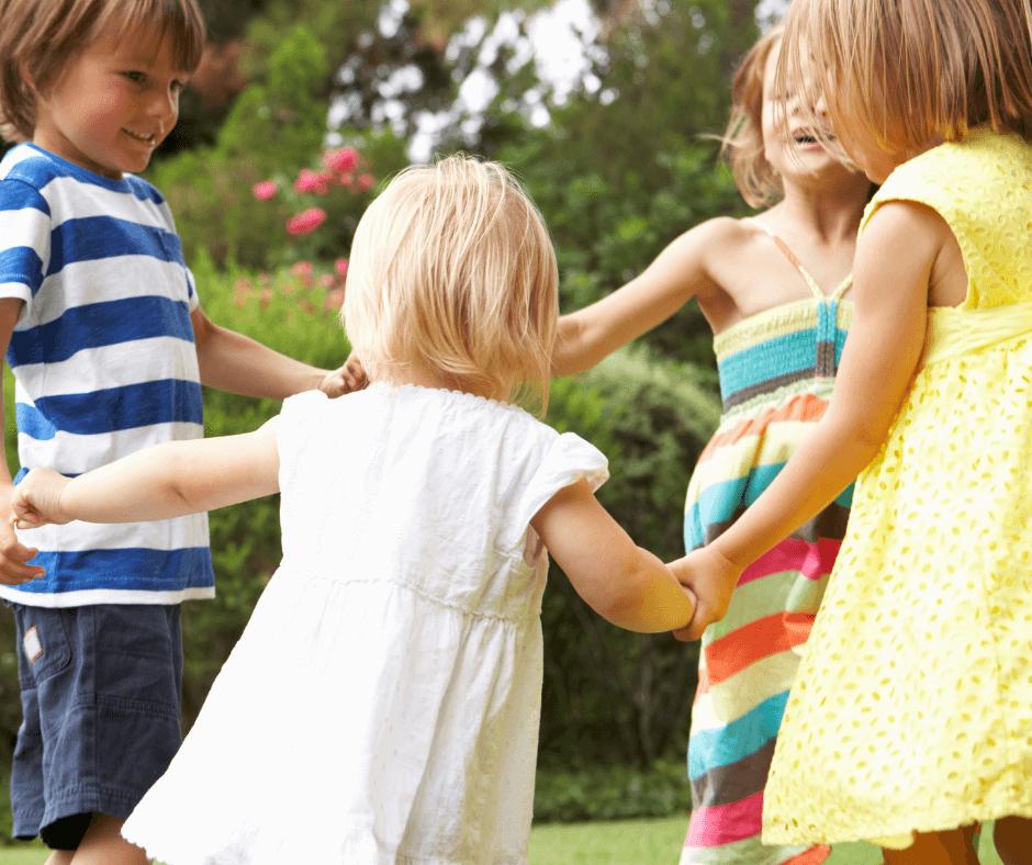 Balliamo! Danza creativa per bambini sereni